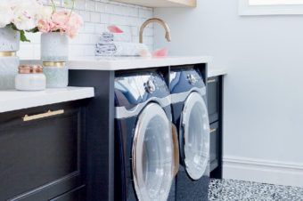 My Laundry Room Makeover Inspiration